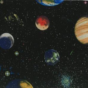 Nutex  Solar System - Planets Glitter