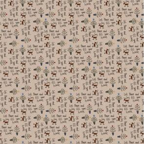Nutex  Pace and Joy Collection - 80620 - Peace and Joy - 12 Brown Sugar