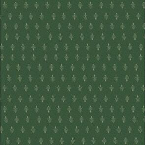Nutex  Peace and Joy Collection - 80620 - Little Trees - 5 Pine