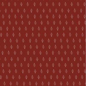 Nutex  Peace and Joy Collection - 80620 - Little Trees - 6 Berry