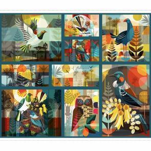 Nutex  Birds of Aotearoa Panel - 80700-101