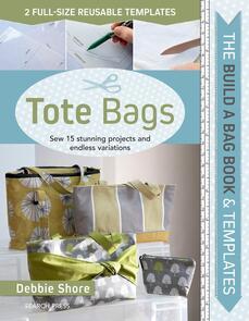 Search Press  Tote Bags by Debbie Shore