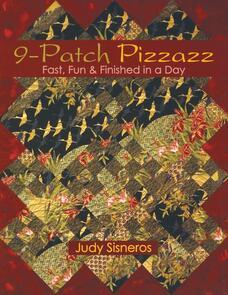 C&T Publishing  9-Patch Pizzazz