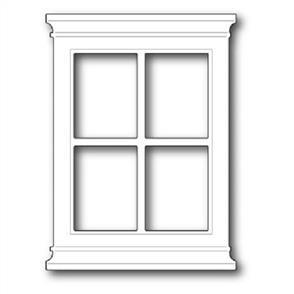 Poppystamps  Die - Grand Madison Window