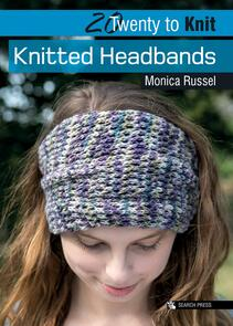 Search Press  20 to Knit: Knitted Headbands