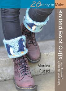 Search Press  20 to Knit: Knitted Boot Cuffs