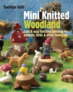 Search Press Mini Knitted Woodland