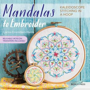 Search Press  Mandalas to Embroider