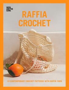 DAVID & CHARLES Raffia Crochet