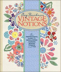 Bateman Books  Amy Barickman's Vintage Notions