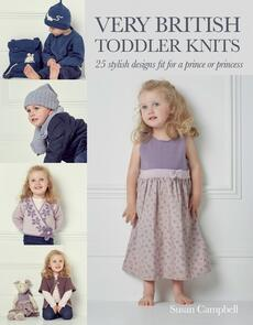 Search Press  Very British Toddler Knits