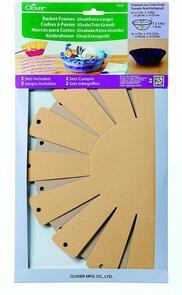 Clover  Basket Frames 2-Piece - X-Large, Oval