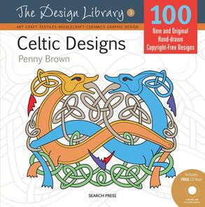 Search Press  Celtic Designs by Penny Brown