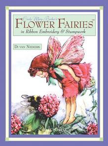 Search Press  Flowerss Fairies in Ribbon