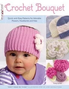 Design Originals Crochet Bouquet