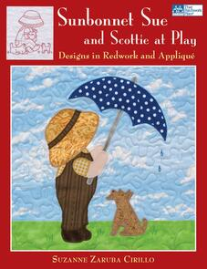Martingale  Sunbonnet Sue and Scottie at Play