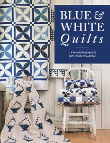 Martingale  Blue & White Quilts