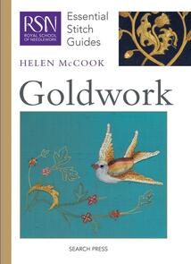 RSN Goldwork - Essential Stitch Guides