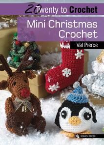 Search Press  20 to Make : Mini Christmas Crochet