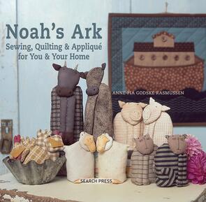 Search Press  Noah's Ark - Sewing Book