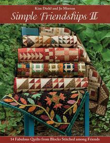Martingale Simple Friendships II