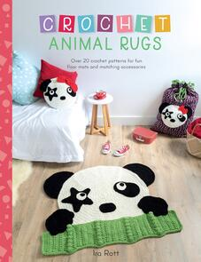 DAVID & CHARLES Crochet Animal Rugs