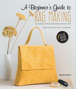 Search Press  A Beginner's Guide to Bag Making