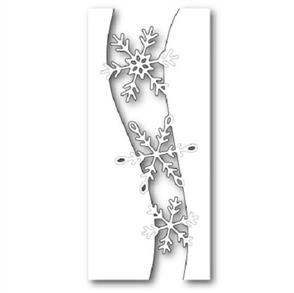 Memory Box  Die - Snowflake Swell