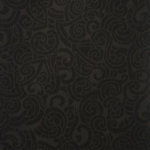 Nutex Fabric - Moko Charcoal/ Black