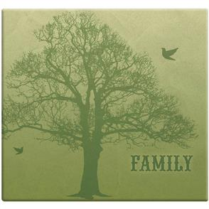 "MBI Family Tree Scrapbook Album W/Name Window 12""X12"" Family Tree"
