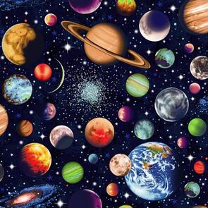 Nutex  Solar System - Scattered Planets