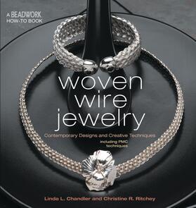 Interweave Press Woven Wire Jewelry