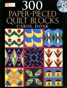 That Patchwork Place  300 Paper-Pieced Quilt Blocks