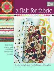 Martingale  A Flair for Fabric: Creative Sewing Projects