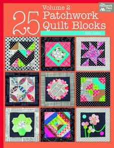 Martingale  25 Patchwork Quilt Books - Katy Jones