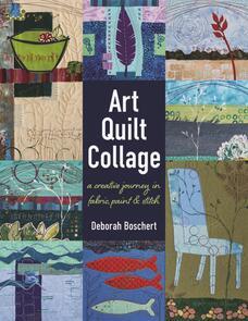 C&T Publishing  Art Quilt Collage
