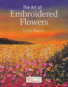 Search Press  The Art of Embroidered Flowers