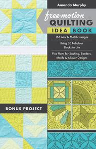 Stash Books  Free-Motion Quilting Idea Book