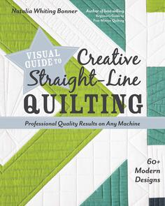 Stash Books  Creative Straight-Line Quilting
