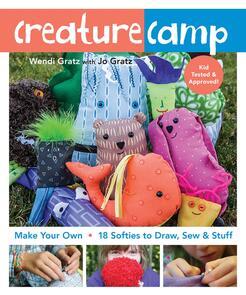 FunStitch Studio  Creature Camp: Make Your Own