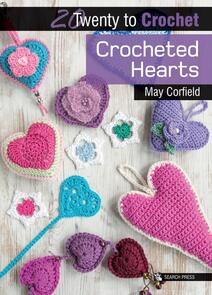 Search Press  20 to Make: Crocheted Hearts