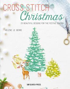 Search Press  Cross Stitch Christmas