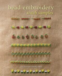 Interweave Press  Bead Embroidery Stitch Samples