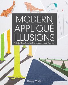 Stash Books  Modern Applique' Illusions