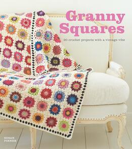 Guild of Master Craftsman Publications Ltd Granny Squares