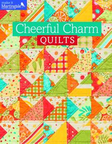 Martingale  Cheerful Charm Quilts
