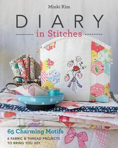 Stash Books  Diary in Stitches: 65 Charming Motifs