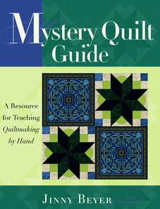 Breckling Press  Mystery Quilt Guide by Jinny Beyer