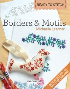 Search Press  Borders & Motifs