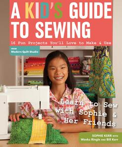 FunStitch Studio  A Kid's Guide to Sewing